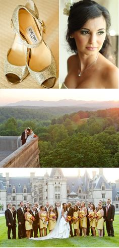 Biltmore Wedding by Asheville Event Co. and Realities Photography