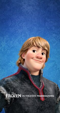Christoff from Frozen