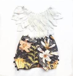 Image of Abbigail Romper