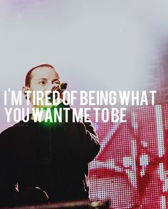 Linkin Park Numb lyrics