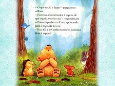 A magia da estrela do outono Fails, Books, Asking Questions, Preschool, Star, Autumn, Feltro, School Libraries, Magick