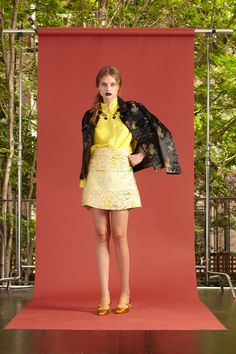 Cynthia Rowley Resort 2017 Fashion Show Collection