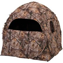 Walmart: Ameristep Bone Collector Doghouse Blind in Realtree Xtra, 10017