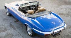 1973 Jaguar E-Type SIII - V12