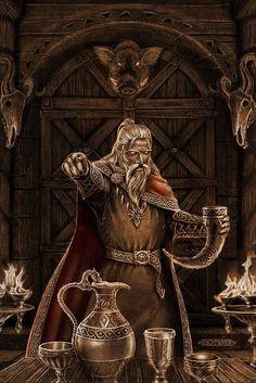 The beginning of he Viking invasion to Europe! Norse Pagan, Old Norse, Norse Mythology, Art Viking, Viking Warrior, Viking Woman, Thor, Loki, Los Primates