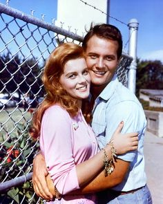 Pat Boone turns 80 today, He was born in Florida 6-1 in 1934. He composed the lyrics to the Theme From Exodus (1960). He's here with Ann Margaret in a promo shot for State Fair (1962)