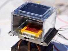 Científicos crean dispositivo que utiliza energía solar para recolectar agua de la atmósfera