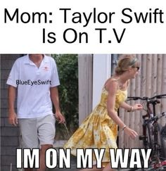 This is so me. Especially running down those stairs...