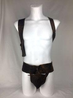 Weiteres - Spartacus BDSM Upcycled Set für Männer - ein Designerstück von Lilith-Kinky-Upcycling bei DaWanda