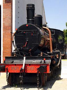Locomotora de vapor 230-4001, MZA 651 | Flickr: Intercambio de fotos