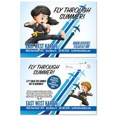 Fly Through Summer EDDM