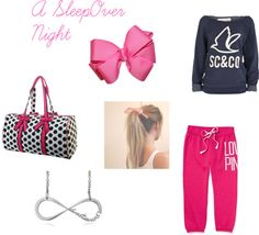"""A Sleepover night"" by love-lauren-rae143 on Polyvore"