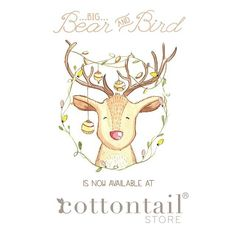 Our Xmas cards is now available  at @cottontailstore. Thank you for collaborating with us!