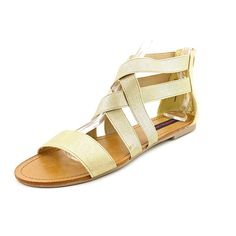 Material Girl Women's 'Ariel' Basic Sandals