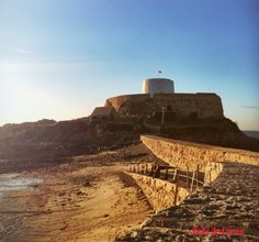 Fort Grey, Guernsey's East Coast