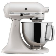 KitchenAid Artisan Milkshake Countertop Stand Mixer at Lowe's. The KitchenAid Artisan Series tilt-back head stand mixer is incredibly versatile and more than a mixer. With all the optional attachments (sold