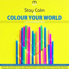 #Colour your world! Hire @MindSketchers for all your creative needs. #branding #creativity #strategy #identity #designing #advertising_agency #ideas #digital_media #website_developing #art #shop_branding #smo #emailers #videomarketing #packaging #direct_mailers #content_writing #calendars #brochure #seo #delhi #chandigarh #gurgaon #events #production #seo #photography #uxdesign