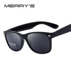 f55728c4a3d3 Men Polarized Sunglasses Classic Men Retro Rivet Shades Brand Designer Sun  glasses UV400 - Intl