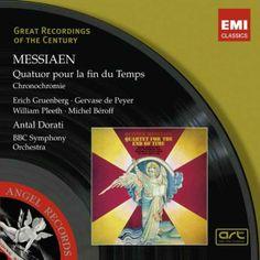 Quatuor pour la fin du temps ; Chronochromie / Olivier Messiaen