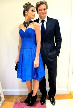 Crossfire Hurricane, the HBO documentary on the Rolling Stones directed by Brett Morgen, premiered last night in Leicester Square as part of the London Film Festival. Colin and Livia attended in royal blue GCC outfits to support the film