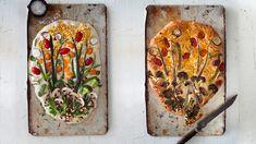 Kukkafocaccia ohje on hurmannut kotileipurit. Tee helppo taikina, jossa on ihana maku. Kuivahiivalla leivottu taikina valmistuu helposti sekoittamalla.