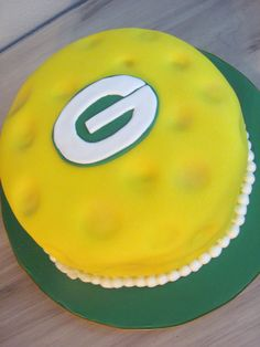Green Bay Cake