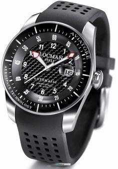 Bardzo ładny zegarek z napędem automatycznym marki #locman - Polecam :)