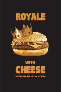 Royale with Cheese Art Print by Jack Allum Cheese Art, The Best Films, Alternative Movie Posters, Fan Art, Quentin Tarantino, Tsunami, Pulp Fiction, Classic Hollywood, Pop Culture