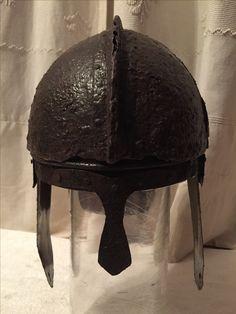 Late roman helmet, Burgh Castle type, IV cent. A.D.