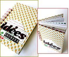 ideas notebook