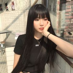 Pin on ❪⠀˙˖ ✩ misc⠀╱ people.⠀❫ Pin on ❪⠀˙˖ ✩ misc⠀╱ people. Uzzlang Girl, Korean Beauty, Asian Beauty, Ulzzang Korean Girl, Hair Reference, Girls Makeup, Aesthetic Girl, Pretty Face, Pretty People