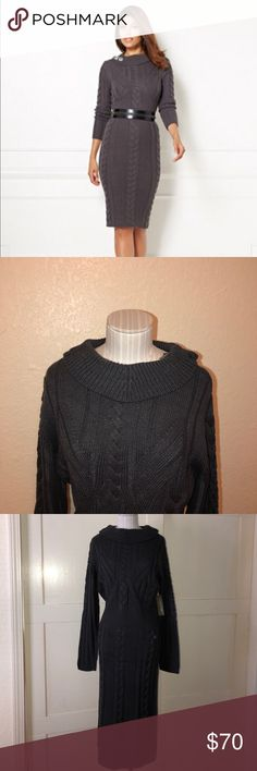 🔥🔥 Eva Mendez Sweater Dress 🔥🔥 💕💕 Gorgeous sweater dress 👗💕💕 Eva Mendez Dresses