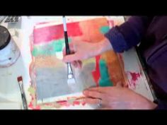 """Jane Davies - Reclaim Your Creative Freedom - My workshop this year at The Omega Institute is called """"Reclaim Your Creative Freedom:  Expressive Abstract Painting and Collage"""""""
