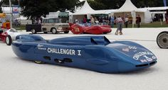 challenger land speed record car - Google Search