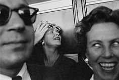 by Garry Winogrand