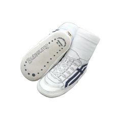 Sporty White/Navy/Natural, $24.99