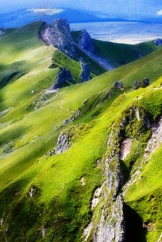 Puy de Sancy, Auverg