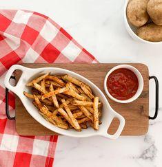 Cajun Fries, Copycat Recipes, Ww Recipes, Five Guys, Oven Baked, Baking, Bakken, Backen, Sweets