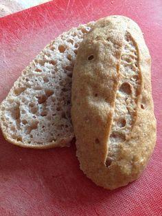 La chica de las recetas: Panecillos sin gluten (2)