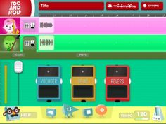 Top Three Music Apps for Kids