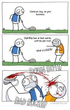 Bad rock!!!