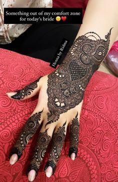 Kashee's Mehndi Designs, Back Hand Mehndi Designs, Stylish Mehndi Designs, Mehndi Designs For Girls, Mehndi Design Photos, Wedding Mehndi Designs, Henna Designs Easy, Beautiful Henna Designs, Mehndi Desgin