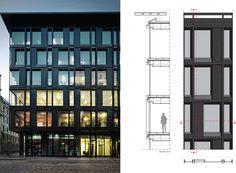 Реконструкция офисного здания «La Serenissima» / Park Associati