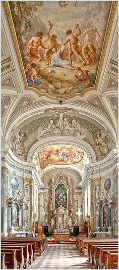 --||-- Classic Architecture, Historical Architecture, Amazing Architecture, Architecture Design, Unusual Buildings, Beautiful Buildings, Church Interior, Cathedral Church, Chapelle