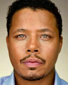 Terrence Howard. This dude is creepy hot.