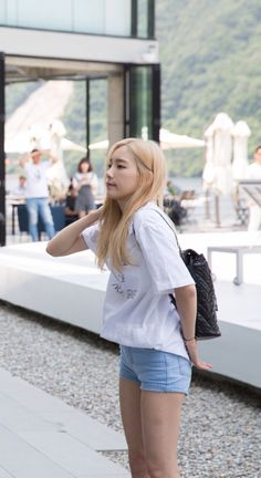 150721 'Channel SNSD' SNSD Taeyeon