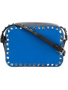 Valentino Garavani 'Rockstud' Rectangular Crossbody Bag
