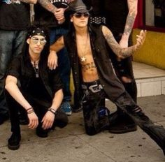 Ashley Purdy and Christian (CC) Coma