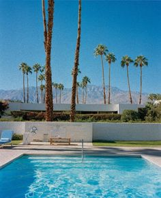 Pool, Palm Springs