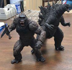 Sh Monsterarts, Godzilla Figures, Fox Kids, Cool Lego Creations, Reyes, Action Figures, Pokemon, Lion Sculpture, Harry Potter